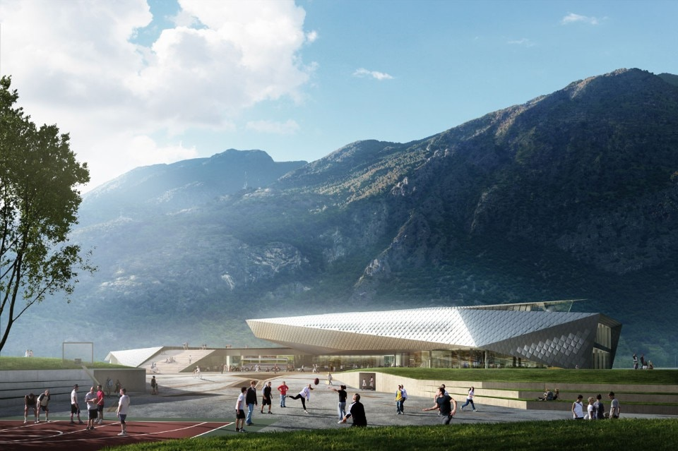 Italy. Does the Kengo Kuma station in Susa run the risk of not being built?