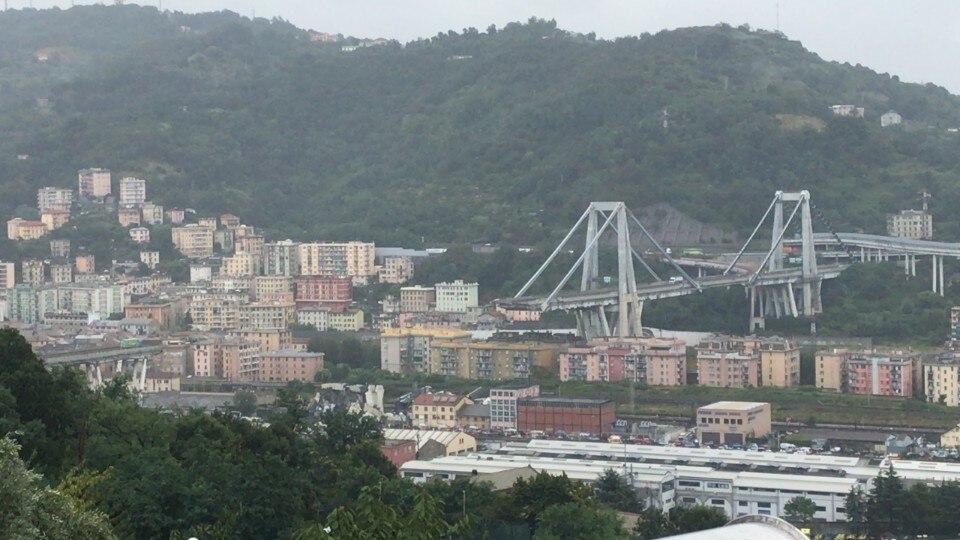 Demolition of Genoa s Ponte Morandi begins